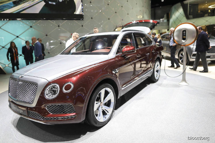 Cars: 'Electric' no more a bad word when marketing luxury cars