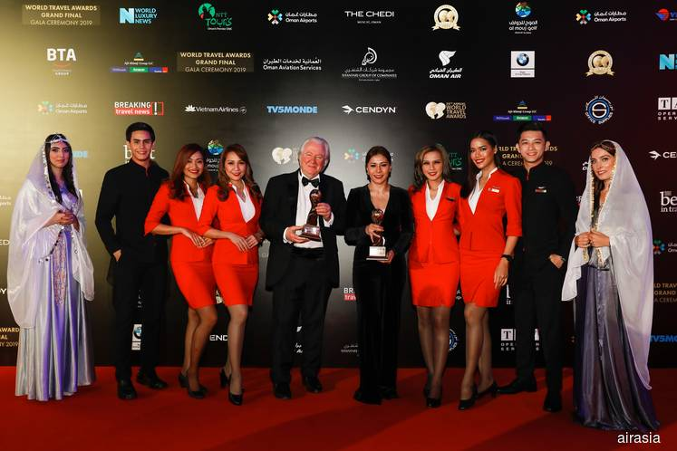 AirAsia clinches world's leading low-cost airline award for seventh consecutive year