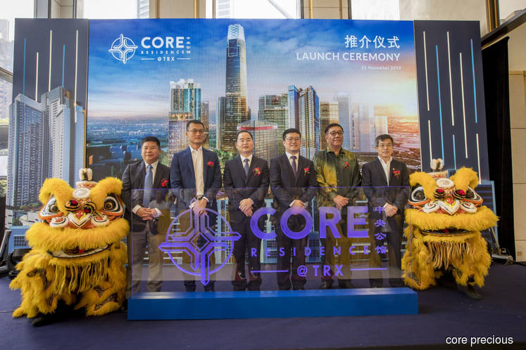 China S Cccg Launches First Project In Malaysia The Edge Markets