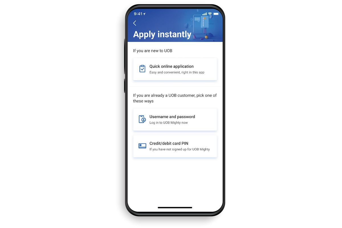 UOB Malaysia launches new digital account opening service on mobile banking app