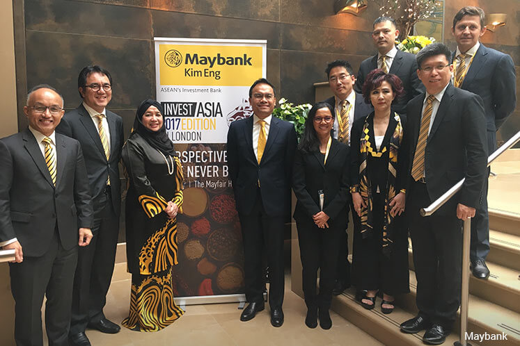 Alex ng maybank investment bank sip investment in licentia