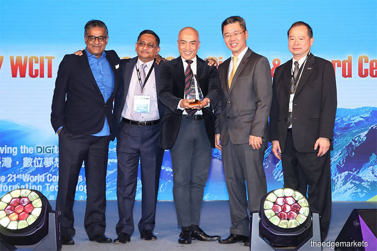 Malaysian companies bag awards at World IT Congress in Taiwan