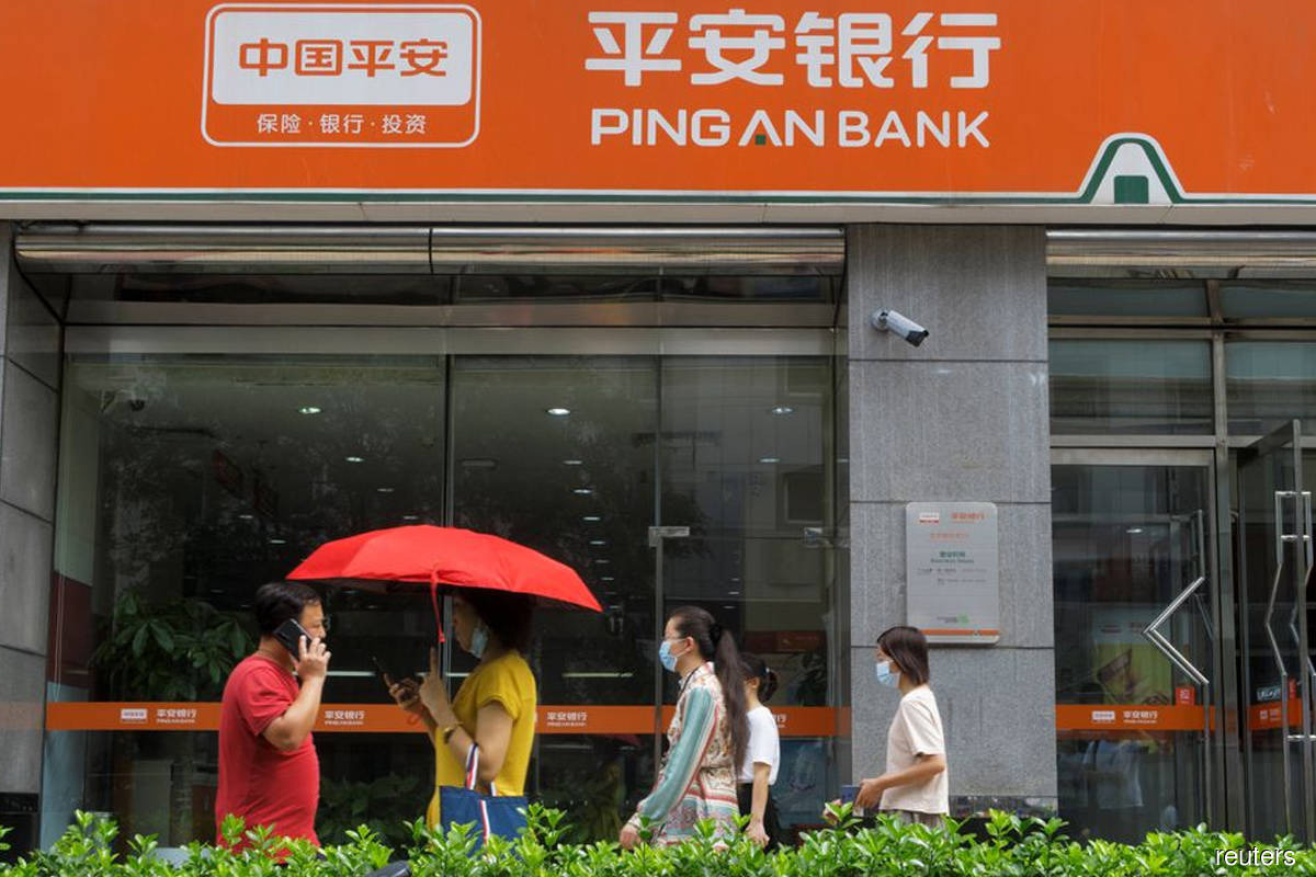 China's Ping An Bank says its overdue loans rise on Baoneng liquidity crunch