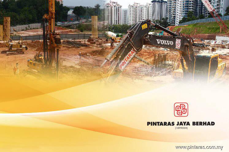 Pintaras Jaya bags 9 jobs worth RM156m
