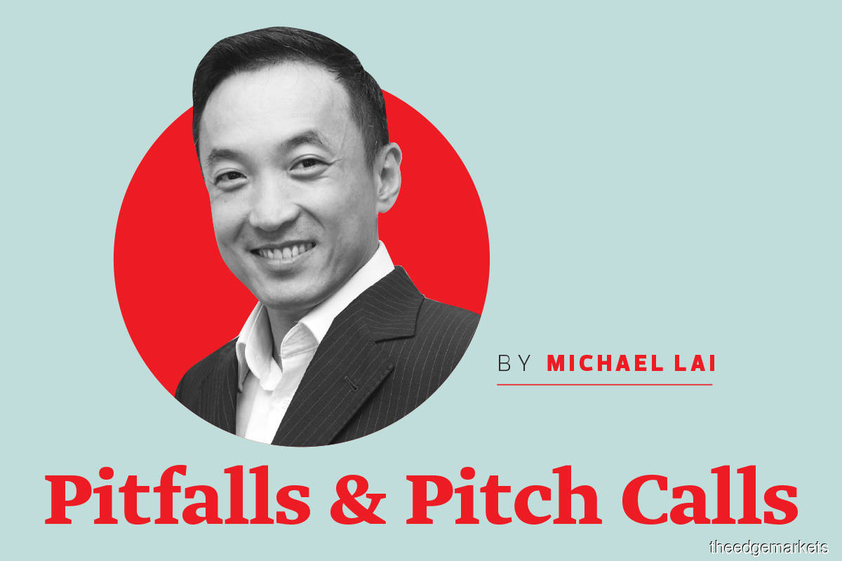 Pitfalls & Pitch Calls: Do not be deterred by turbulence