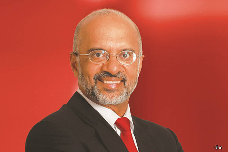 DBS CEO Piyush Gupta named among world's top 100 best-performing CEOs