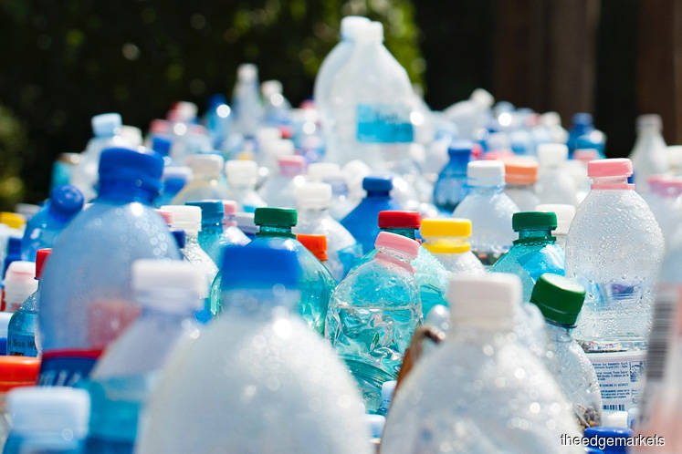Plastic waste to be sent back