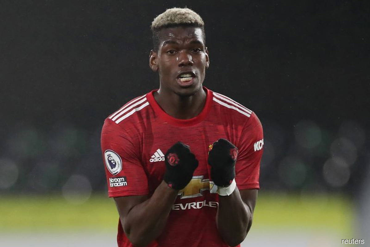 Winning goal was 'beautiful', says inspired Pogba