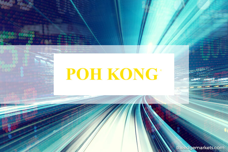 Stock With Momentum: Poh Kong Holdings