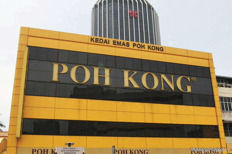 Poh Kong 2Q net profit up 40% to RM6.75m on higher gold prices