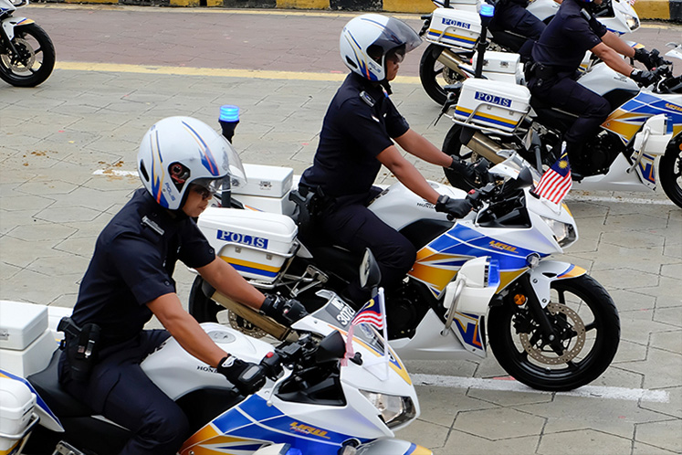 MCMC: PDRM denies claims of fines being imposed on road users