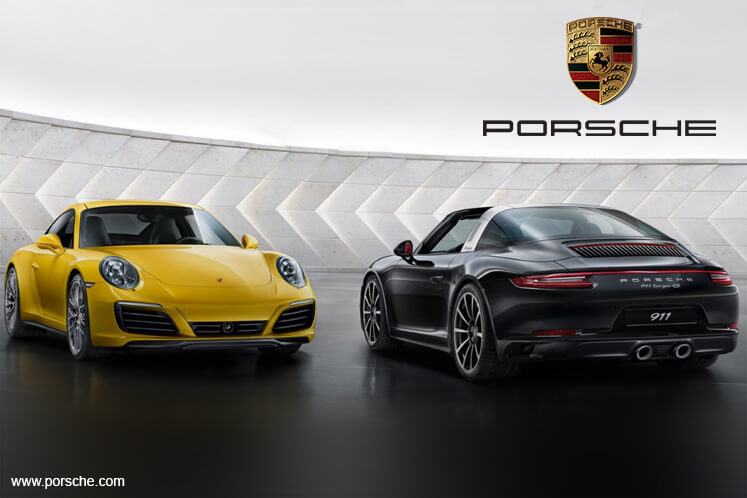 Porsche announces production of its millionth 911