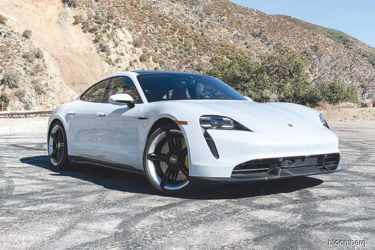 US$185,000 Porsche Taycan a stealth revolution
