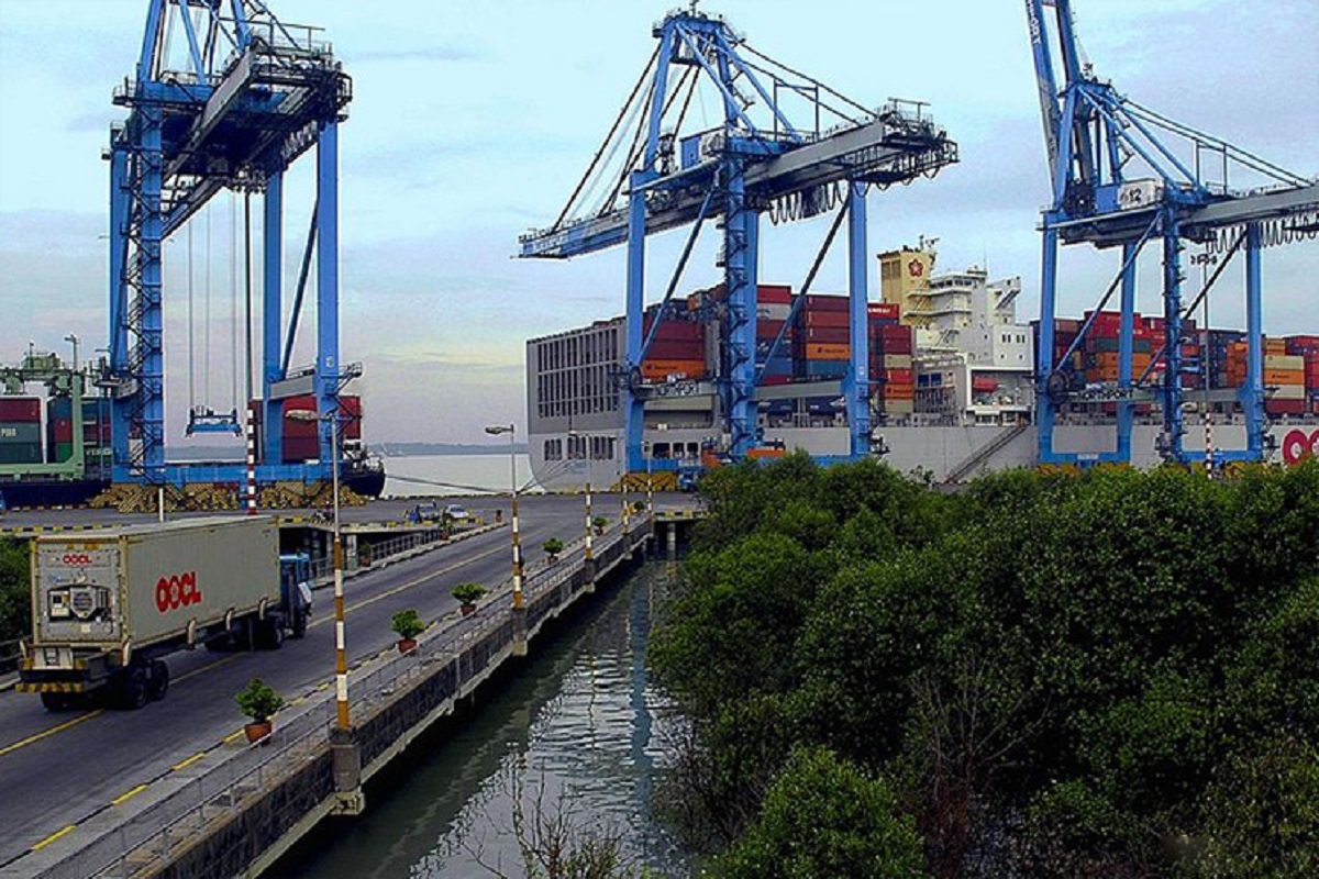 Port infrastructure to drive growth for logistics industry — Knight Frank