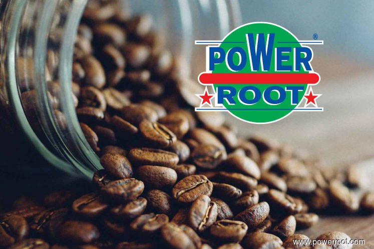 Power Root falls 12.58% on slipping into the red in 4Q