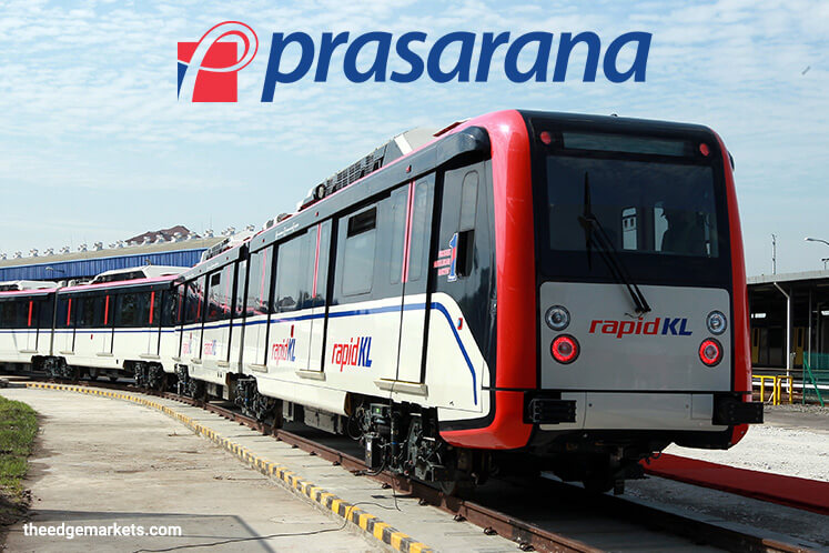 Prasarana on track to deliver up to RM900m annual revenue this year