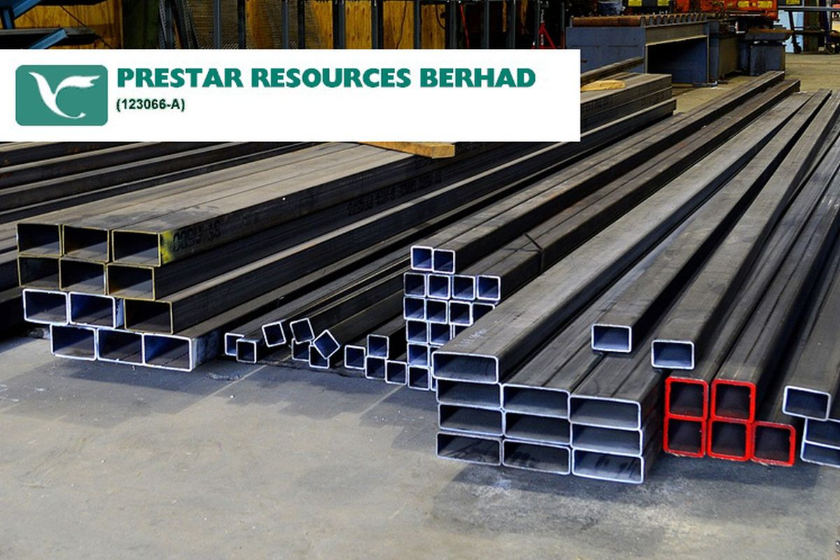 Prestar's 1Q net profit surges on strong demand for steel products