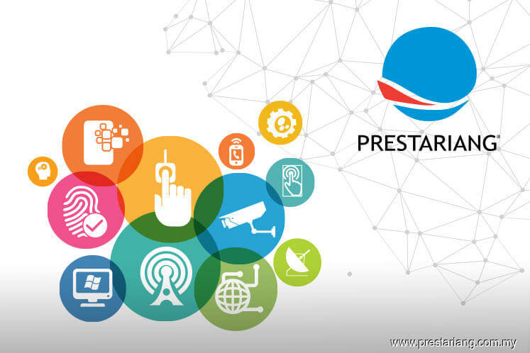 Prestariang shares hit one-year intraday high in active trade
