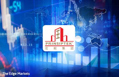 Stock With Momentum: Prinsiptek Corp