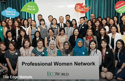 EcoWorld to help female staff realise their full potential