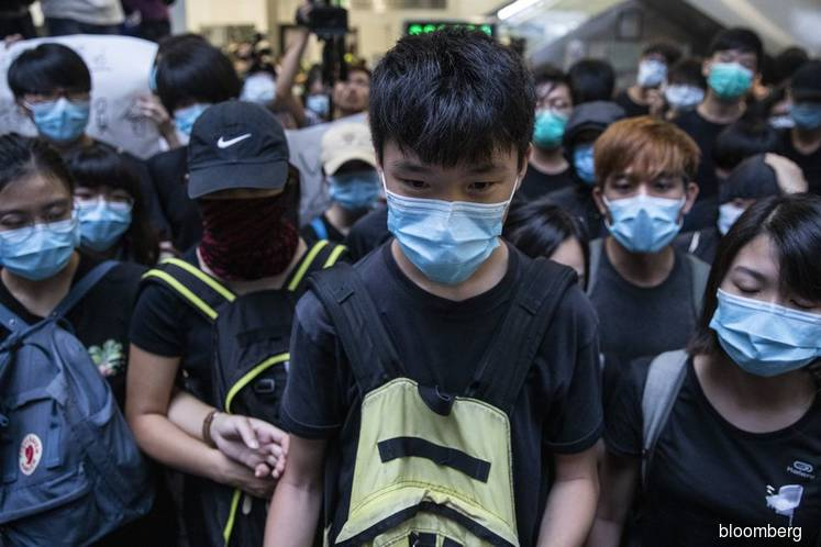 Protesters Urge Trump to Help Pressure China: Hong Kong Update