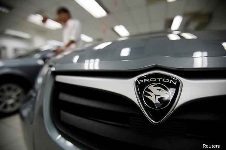 DRB-Hicom selling 49.9% stake in Proton to Geely