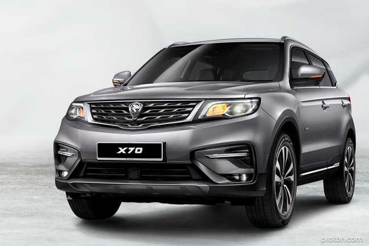 Proton X70 helps push May sales to highest in nearly four years