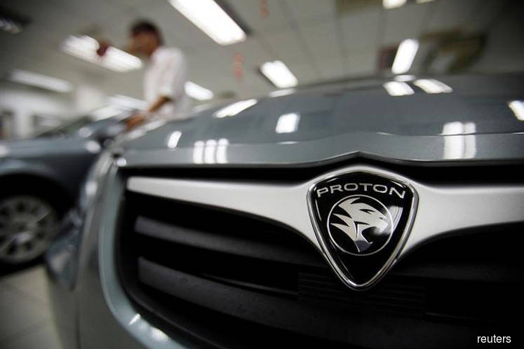 Proton sales slips 1.8% in 2017, blames lower taxi orders
