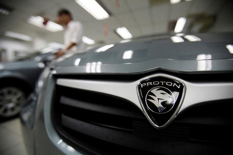Proton receives its R&D grant of RM1.1 bil