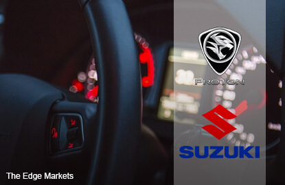 Suzuki mulls partnership with Proton to expand SE Asian business