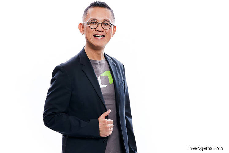 Puan takes the reins again at Green Packet that aims to grow digital ventures