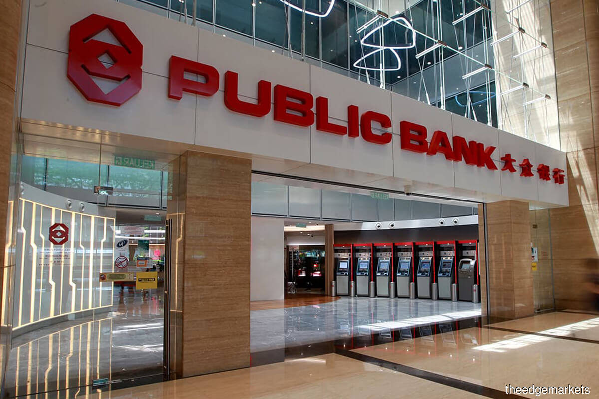 Public Bank rises after announcing four-for-one bonus issue