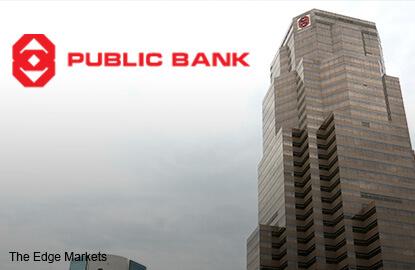Public Bank's 3Q net profit up 3.1% to RM1.24 bil