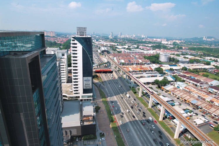Puchong: Town that keeps expanding