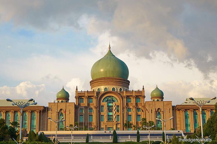 Business as usual in Putrajaya