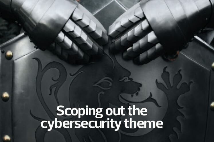 Cover Story: Scoping out the cybersecurity theme