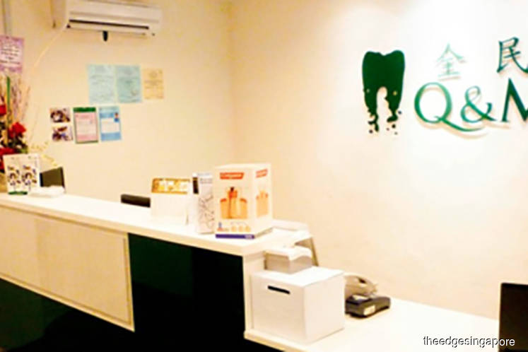Q&M Dental posts 4% rise in 2Q earnings to S$4.8 mil