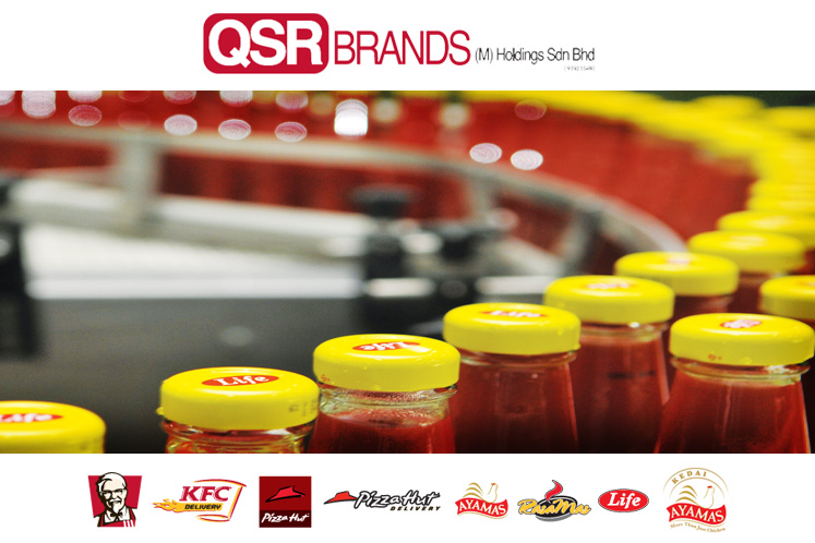 QSR品牌对新上市日期守口如瓶