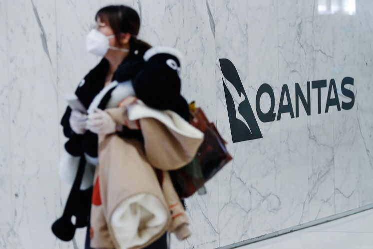 Qantas says fares could jump ninefold with social distancing