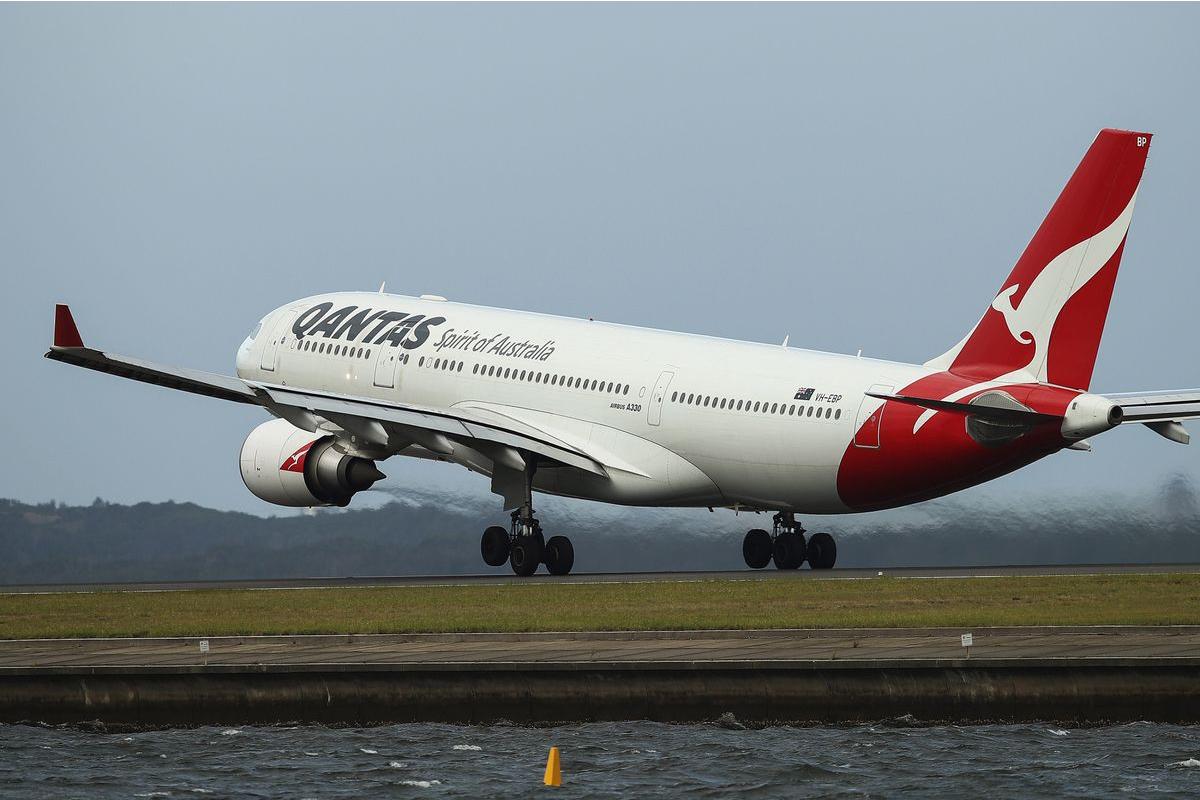 Qantas to bring forward restart of international flights to November