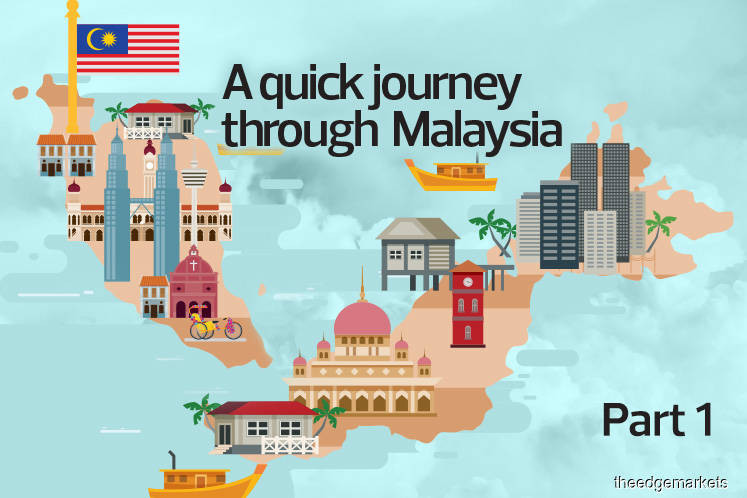 Cover Story: A quick journey through  Malaysia - Part 1