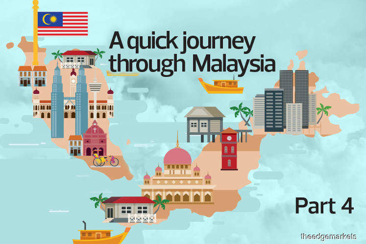 Cover Story: A quick journey through  Malaysia - Part 4