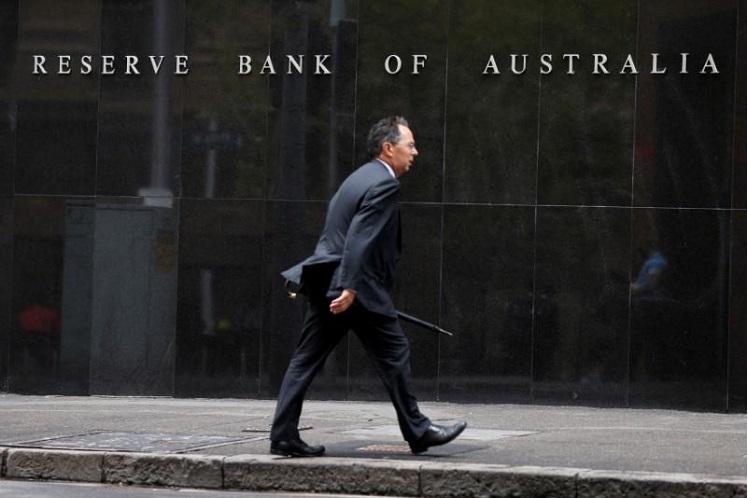 Australia's cenbank warns of 'very large' GDP slump, keeps record low rates