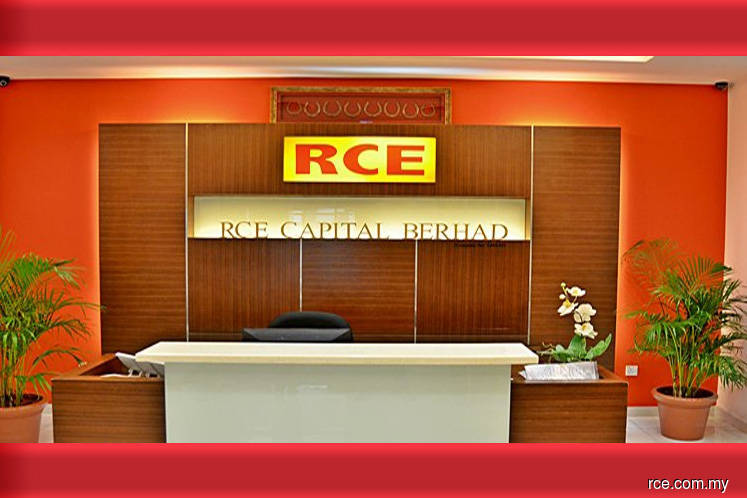 RCE Capital rises 1.73% on positive technical outlook
