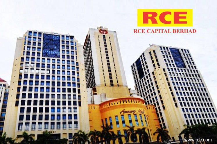 RHB Research raises target price for RCE Capital to RM2.20