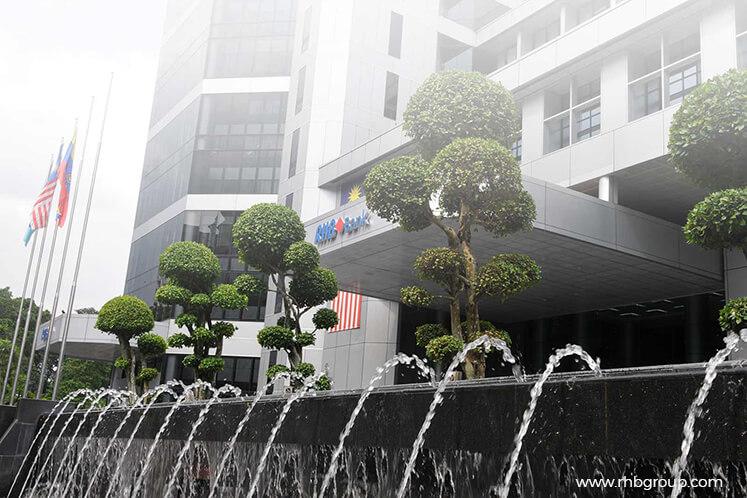 RHB 2Q net profit up at RM501m, pays 5 sen dividend