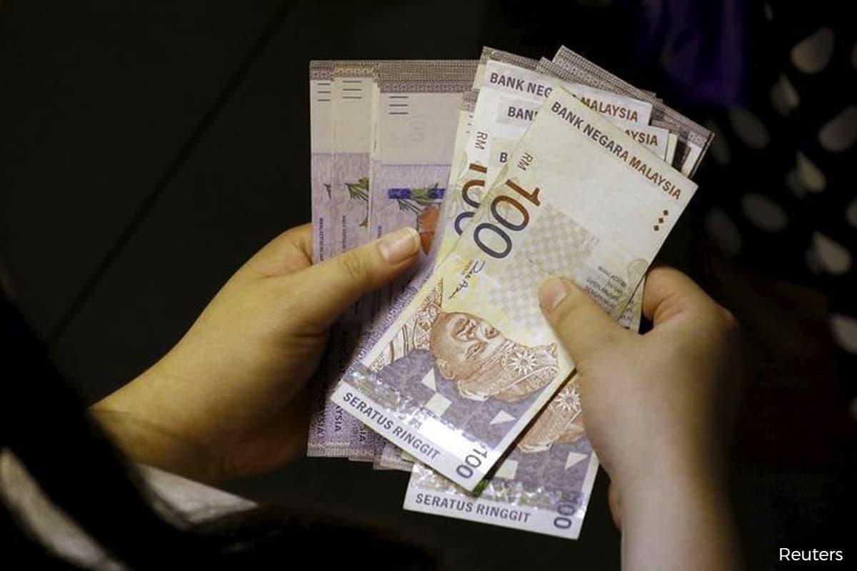 Ringgit opens lower against US dollar