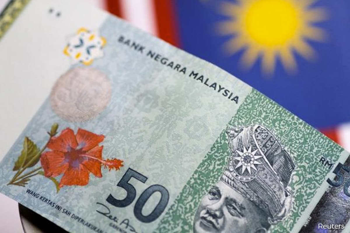 Ringgit opens higher, up 90 bps against US dollar
