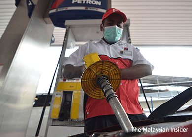 RON95 at RM1.60, RON97 at RM1.95, diesel unchanged in March
