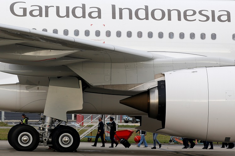 Former Garuda Indonesia CEO jailed for eight years for bribery